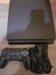PS 4 slim - 1Tb com 2 Jogos