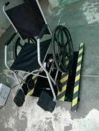 Balança cadeirante