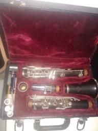 Clarineta Sib MADEIRA Normandy Francesa...
