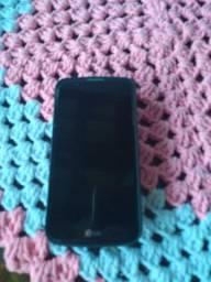 Celular LG K10. Conservado.