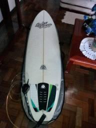 """Prancha de surf Index Krown 6'8"""" semi nova"""