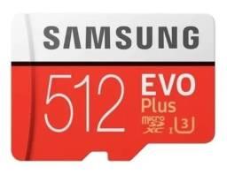 30% OFF Cartão De Memória Samsung 512gb Evo Plus