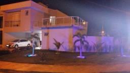 Casa 4 Suítes, Condomínio Reserva Real, 202m²/430m²