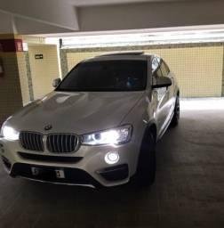 BMW X4 muito nova
