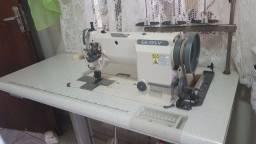 Maquina de costura prespontadeira gemsy