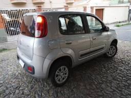 !!! C/ Ar CoNdiCiOnAdO !!! Fiat Uno Vivace 1.0 EVO Flex! Todo Original. Excelente!