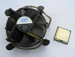 Processador Pentium Dual Core 1.6 E Dissipador