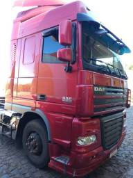 Daf Xf Fts 460 6x2t Space Cab