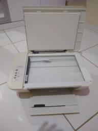 Impressora HP Preto/Branco/Colorido