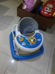 Andador / voador para bebê