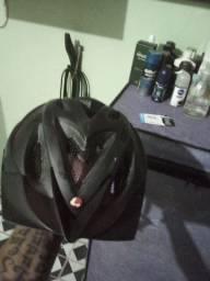 Vendo capacete de bicicleta adulto  40