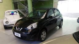Nissan March S 1.0 completo