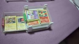 Vendo lotes de cartas pokemon
