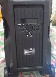 Vendo essa caixa da semp nova vai com pedestral com 5 cores do led som alto e limpo