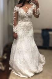Vestido de noiva Rafael Garroni