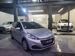 peugeot 208  ano 2019   active