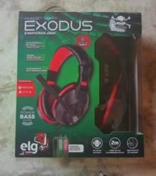 Headset Gamer Exodus
