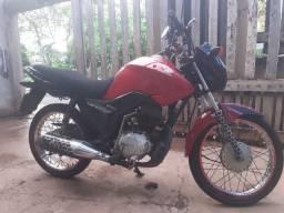Moto 125 fan honda