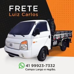 Frete em Campo Largo, Curitiba e Região Metropolitana