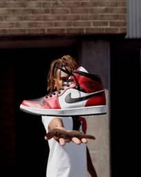 Tênis Air Jordan Chicago Masculino Promoção