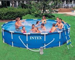 Piscinas Intex istruturada