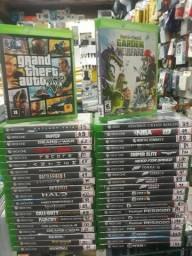 300 jogos a venda para Xbox one (e pra acabar o estoque)