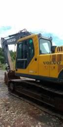 Escavadeira hidráulica Volvo 210 ANO 2011
