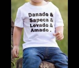 Camisetas personalizadas em vinil