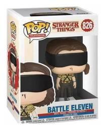 Funko Pop Stranger Things Battle Eleven 826
