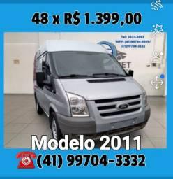 Ford Transit - Parcelas de R$ 1.399,00 !