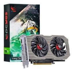Placa de vídeo Gtx 750 Ti Nvidia Pcyes GeForce  2GB Dddr5 - Loja Natan Abreu