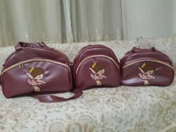 Título do anúncio: Conjunto de bolsas