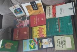 13 Livros por 40 reais