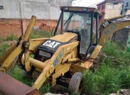 Vendo Retro escavadeira Caterpillar