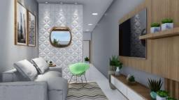 Casa com 3 quartos e 2 banheiros - Mestre Antônio - 97 m²