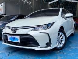 Corolla gli 2020//2021// com 3km *// * m a veículos