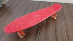 Skat Board  X Seven Vermelho