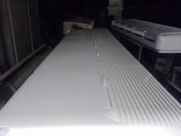 Título do anúncio: Ar condicionado split piso teto de 60mil btus/h em estado de novo com garantia