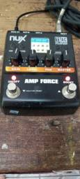 Pedal AMP FORCE - NUX