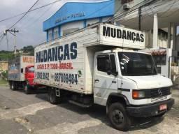 Mudanças, Fretes, Guarda-Móvel | JM Ribeiro Transportadora