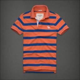 Camisas gola Polo Abercrombie & Fitch Originais