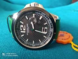 Relógio Stuhrling original automático completo novo