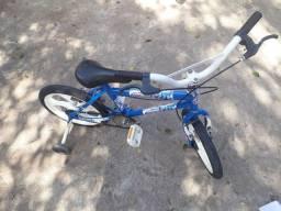Bicicleta aro 16 capitão América