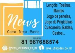 Trabalhamos com CAMA MESA E BANHO
