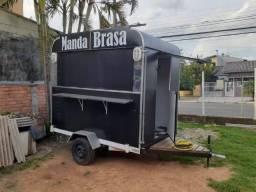 Trailer Food truck (parcelo direto)