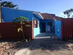 vendo ou troco casa balneario ipanema  por casa em pinhais