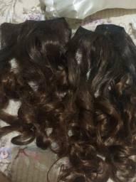 2 tic tac's de cabelo artificial