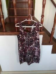Vestido da Chifon (tamanho P)