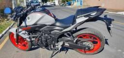 Yamaha MT 03 - Ano 2020 Baixa Kilometragem