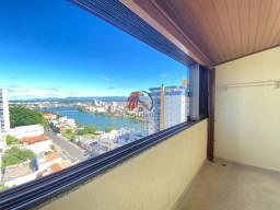 Apartamento de 01 dormitório com vista para o mar!